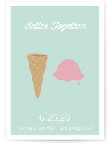 Better Together Save the Date Cards