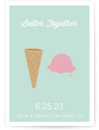 Better Together Save the Date...