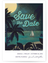 At Dusk Save the Date Cards