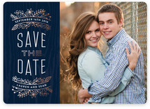 Into the Woods Save the Date Cards