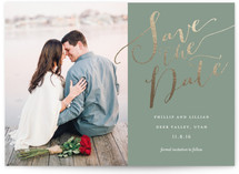 Cottonwood Save The Date Cards