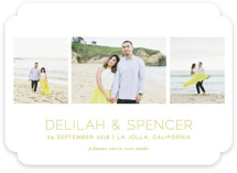 Oh So Dreamy Save the Date Cards