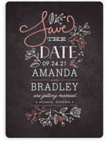 Garden Stack Save the Date Cards