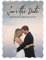 Everlasting Save the Date Cards