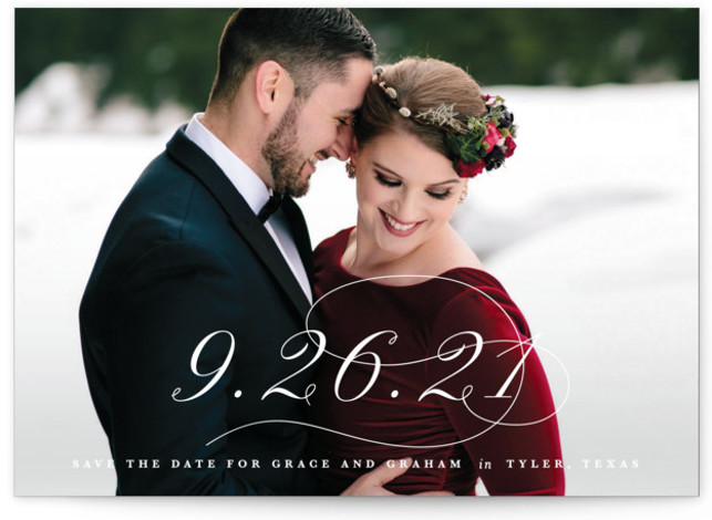 Decorate the Day Save The Date Cards