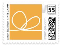 The Happy Couple Wedding Stamps