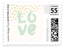 Forever At Last Wedding Stamps