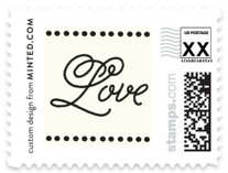 One Fine Day Wedding Stamps