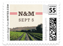 St. Helena Wedding Stamps