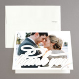 Gloss-Press™ Thank You Cards