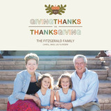 Gobble, Gobble Thanksgiving Cards