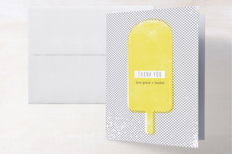 Summer Love Thank You Cards