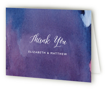 Mulberry Thank You Cards