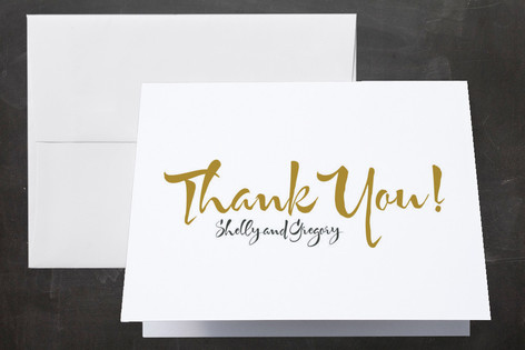 Shelly Thank You Cards