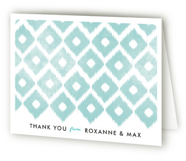 Fresh iKat Thank You Cards