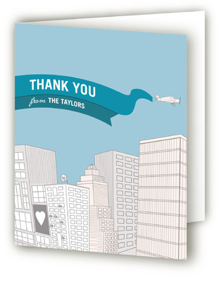 Citywide Declaration Thank You Cards