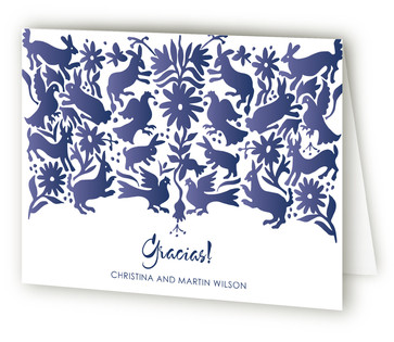 Otomi Thank You Cards
