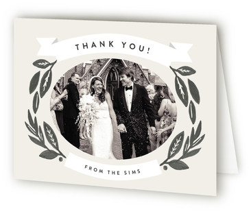 Painted Meadow Thank You Cards