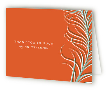 Party Hearty Thank You Cards