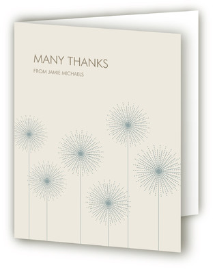 Roman Candles Thank You Cards