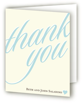 We Still Do Thank You Cards