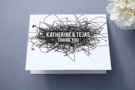Lovenest Thank You Cards