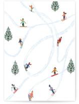 Snow Fun by Elly