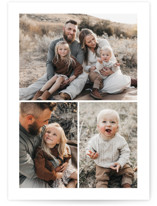 3-Photo Portrait by Minted