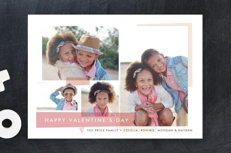 Modern Collage Valentine's Day Cards