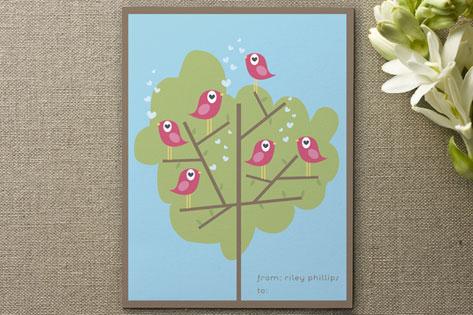 Birdies Valentine's Day Cards