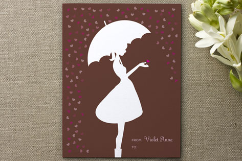 Brolly Valentine's Day Cards