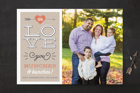 Bunches & Bunches Valentine's Day Cards