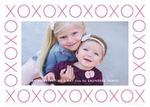 Xoxoxo Valentine's Day Cards