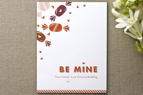 yum yum Valentine's Day Cards