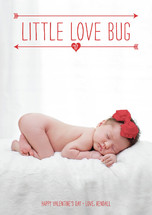 Lil Baby Love Valentine's Day Petite Cards