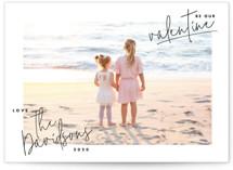 Hand-written Valentine by Lindsay Stetson Thompson