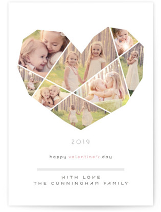 Complete Love Valentine's Day Postcards