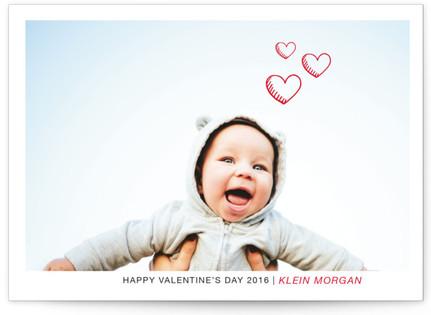 Love Bubbles Valentine's Day Postcards