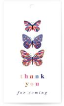 Vibrant Butterflies by Nazia Hyder