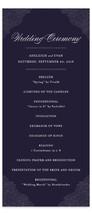 Splendorous Unique Wedding Programs