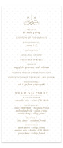 A Glamorous Affair Unique Wedding Programs