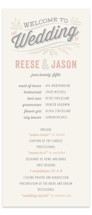 Rustic Charm Unique Wedding Programs