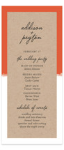 Joyfully Ever After Wedding Programs