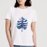 Indigo Leaf by Qing Ji