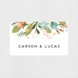 Wedding Favor Stickers