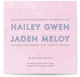 Just What You Need Print-It-Yourself Wedding Invitations