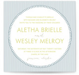 With This Ring Print-It-Yourself Wedding Invitations