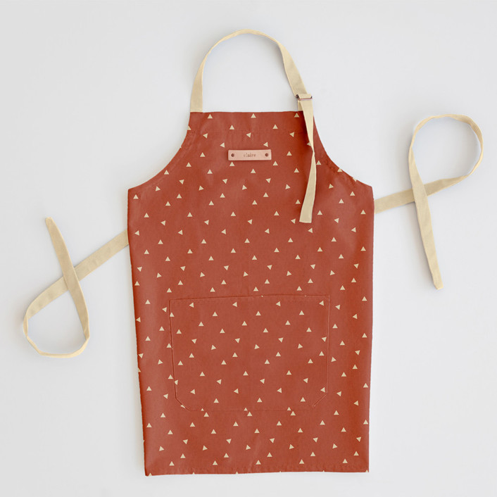 Golden Triangle Adult Aprons