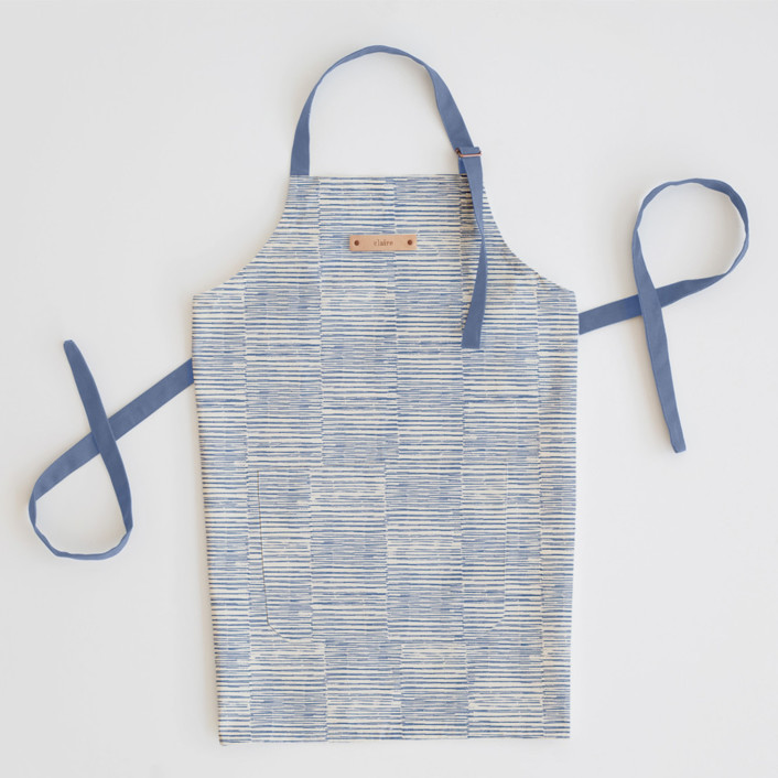 Dashed Stripes Adult Aprons