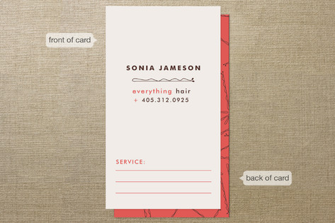 Pin Business Cards